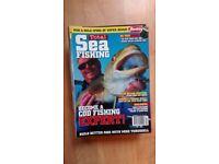Sea Fishing Magazines x 51