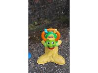 Toddler Turtle Bouncer Toy