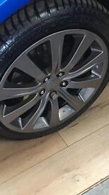 Subaru alloys 5x100