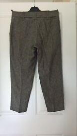 Ladies Crop trousers by M & S