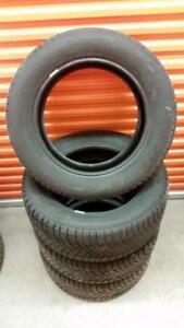 (H200) Pneus Hiver - Winter Tires 255-55-18 Pirelli