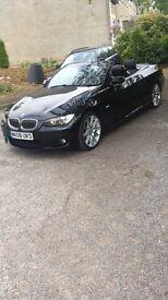 BMW 330i M Sport Convertible 12 Months MOT, FSH