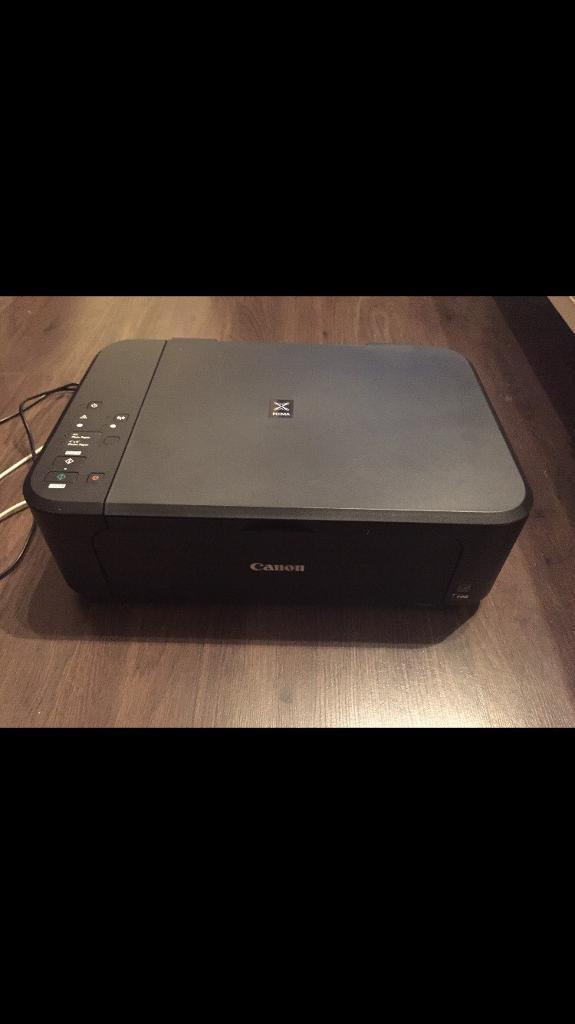 Canon PIXMA Printer/copier MG3550 Color Ink jetin Holborn, LondonGumtree - Only 1 year old, not used muchStylish, compact Wi Fi All In One with easy mobile printingStylish and compact All In One with Wi Fi for sharing and using from anywhere at home. With fast, high quality print, copy and scan it also supports Google Cloud...