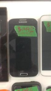 Samsung Galaxy S4 Smartphone 16GB w/ Charger - Bell / Virgin