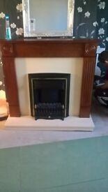 Electric Fireplace Suite. OFFERS