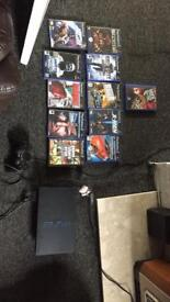PlayStation 2 10 games one pad