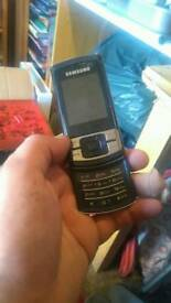 Old samsung for SALE STILL WORks no CHARGER on tesco £5