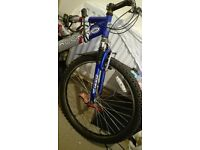 Salcano 21 speed bike