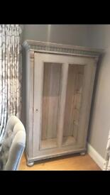 French style display cabinet/armoire