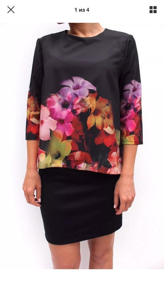 New Ted baker dress 3 uk12
