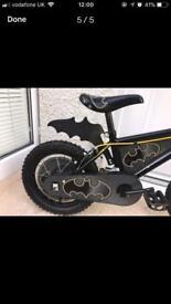 Bat bike
