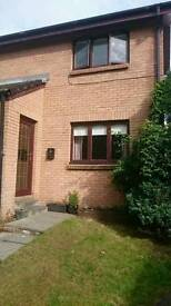 Mid Calder 2 bed end terrace house