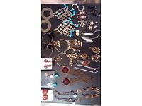 9 earring new party moonstone pearl crystal Warehouse designer £5 instant summer collection!