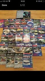 Rally new and fast ford magazines most rs500