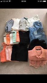 Girls clothing bundle Age 10-12 years