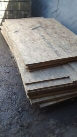 2400mmx1200mm osb board 9mm