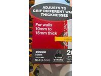 Wall fixing plugs - NEW