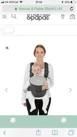 Mammas and papas baby carrier