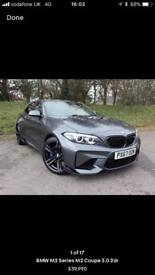 BMW M2 3.0 dct great spec service pack