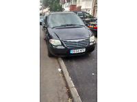chrysler voyager gas converted 7 seater