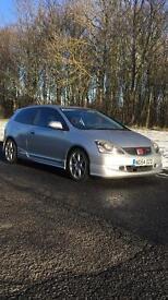 Honda Civic Type R low mileage