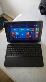 HP 2 X 10-K007NA 2 IN 1 CONVERTIBLE LAPTOP.