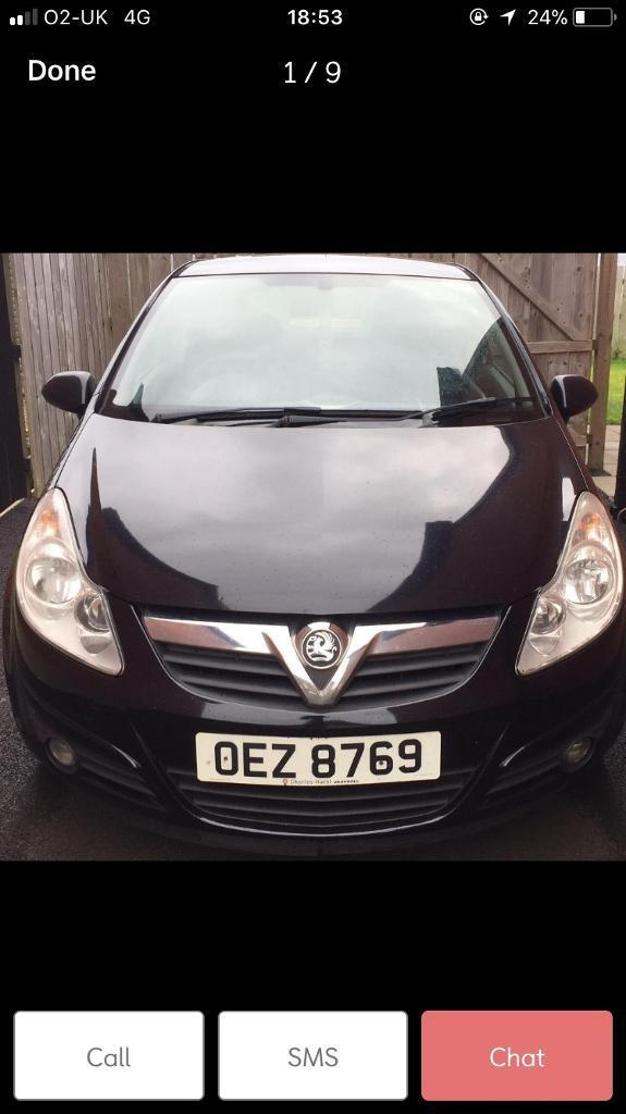 **WARNING!!! NOT BUY THIS CAR** Corsa Vauxhall