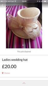 Wedding hat