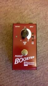 Seymour Duncan Pickup Booster Pedal