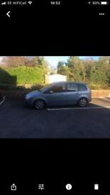 Ford cmax 2.0 07 plate