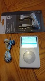 iPod 5th generation 60Gb White