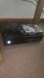 Xbox One, Fifa 18 and GTAV and controller