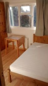 double room with ensuite bathroom and cooking facilities
