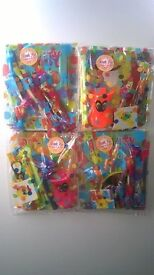 PRE FILLED PARTY BAGS FOR KIDS BIRTHDAYS £1.00 EACH