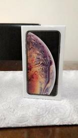 Brand New Iphone XS Max 256gb Gold Sim free