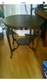 Lovely occasional table