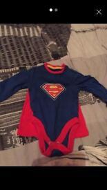 Superman vest