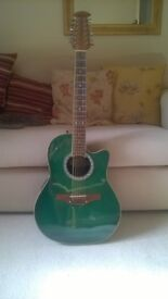 Ovation 12 String Electro Acoustic