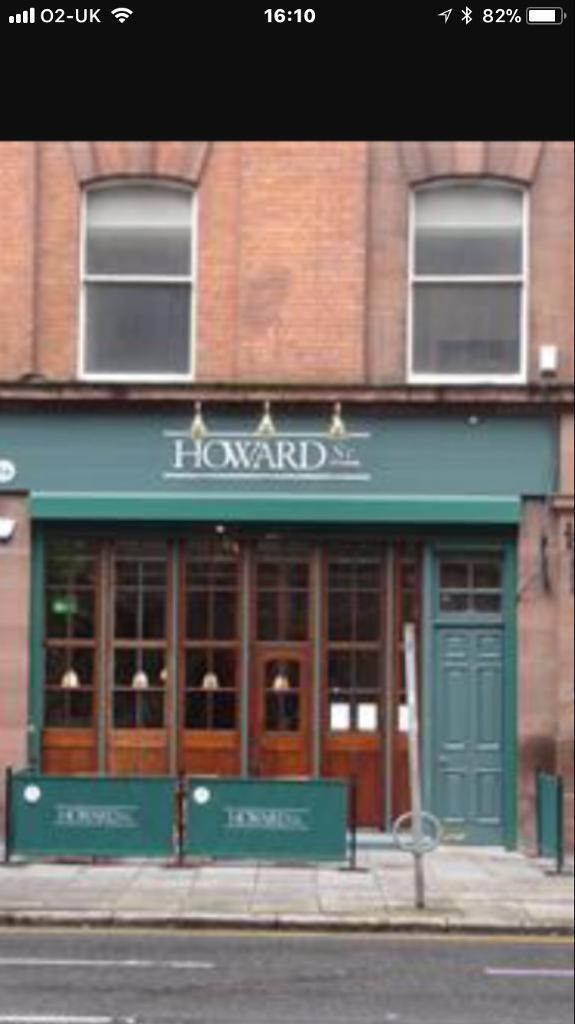 Waiting staff required for busy city centre restaurant
