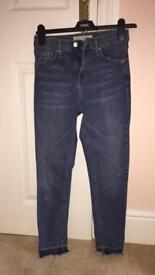 Topshop petite Jamie jeans - W28 L28