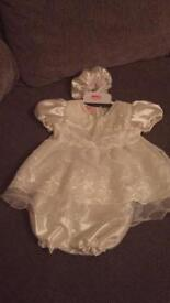baby girls silk dress