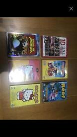 Children's DVD's, good condition