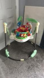 Rain forest jumperoo