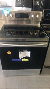 ECONOPLUS WOW INCROYABLE VENTE LES PRODUITS BOITE OUVERTE CUISINIERE INOX SAMSUNG 1049.99$ NOUS PAYONS LES TAXES
