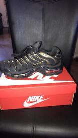 Black and gold tns