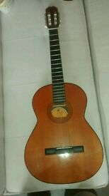 Spanish acoustic guitar