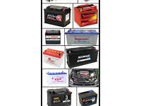 Car n van Batterys wanted £5 each call 07794523511