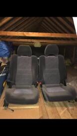 S14 fabric seats