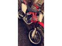 Crf 150 , best offer takes it