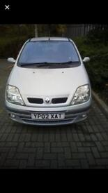 RENAULT MEGANE SCENIC 1.9 dci 5 speed Breaking all parts available